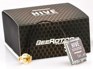 Beerotor Hive VTX 25/200/600mw med SMA pigtail