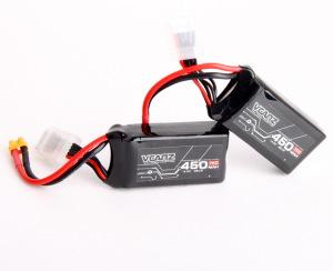 LiPo 4 cell 450 mAh 75C