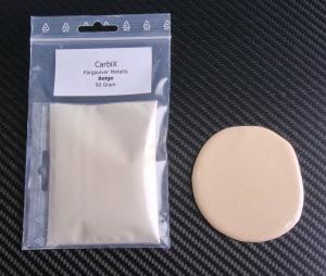 Färgpulver Metallic