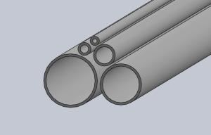 Aluminiumrör