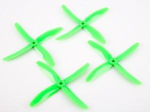 """BeeRotor 5x4"""" 4-Blades Propeller"""