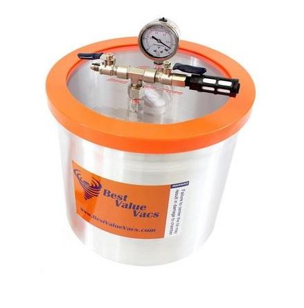Vakuumkammare Ca 11,3 liter